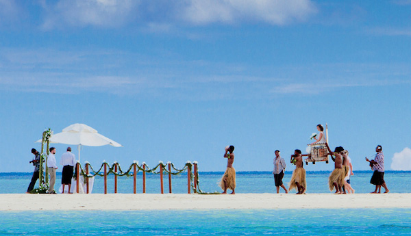 tropical wedding venues